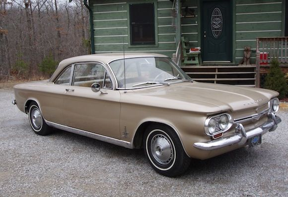 Bat Exclusive 1964 Corvair Monza Spyder Turbo 4 Speed Chevy Corvair Monza Classic Cars Trucks