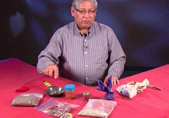 Video: Gordon Yellowman Discusses Traditional Medicine