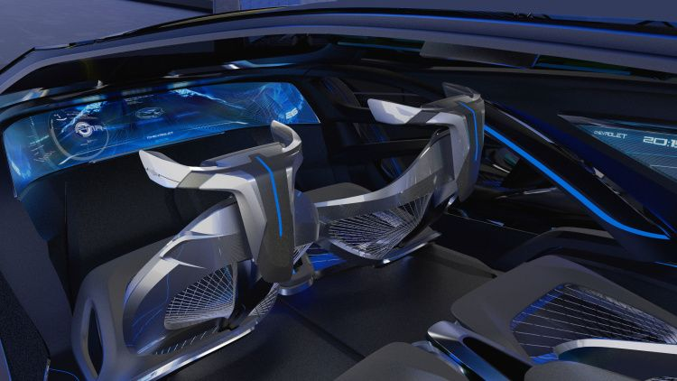 Chevrolet FNR Concept Photo Gallery - Autoblog