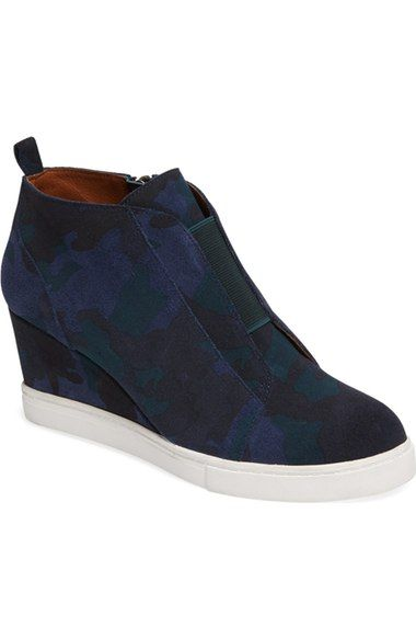 0ad238ff032 Linea Paolo  Felicia  Wedge Bootie (Women) available at  Nordstrom ...