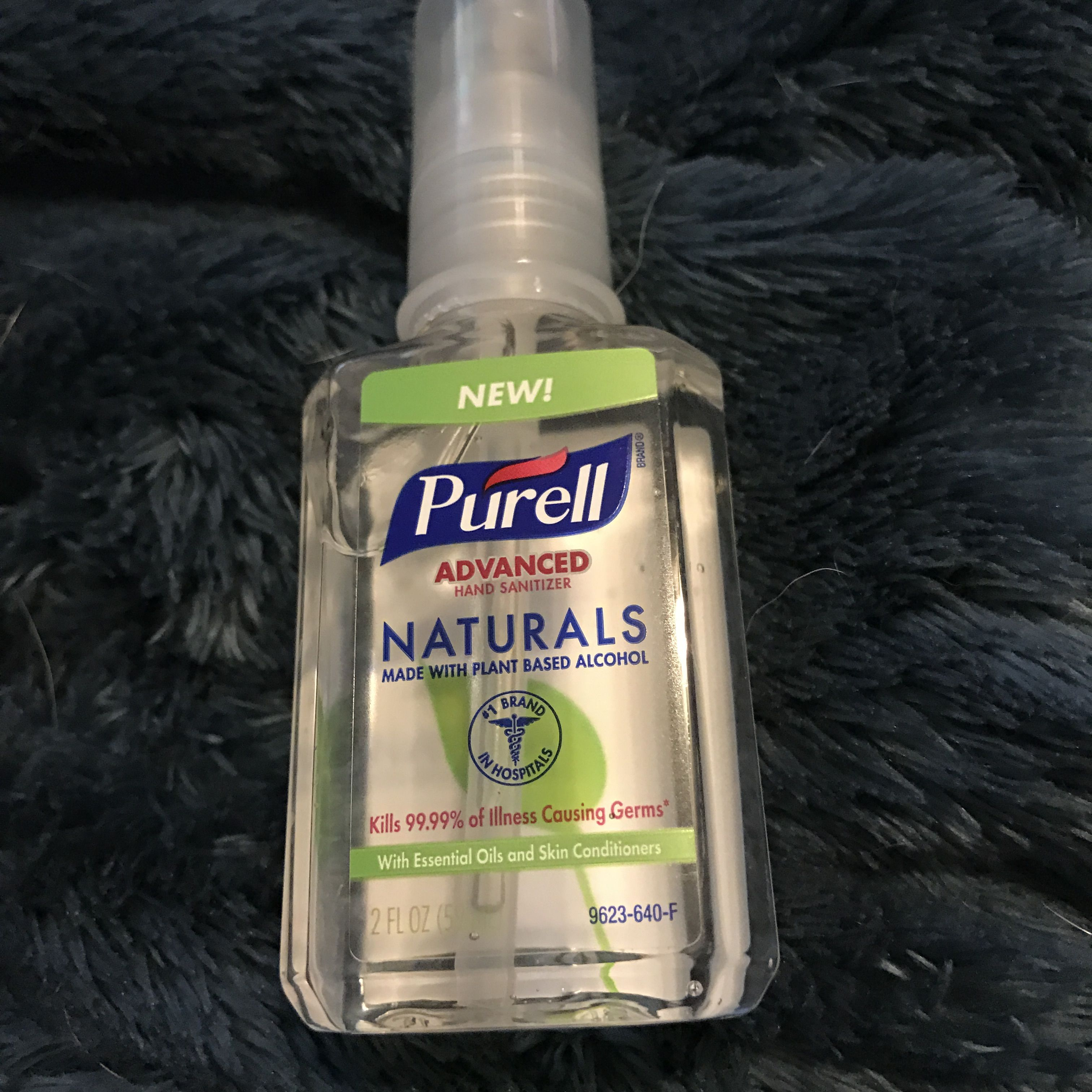 Can T Wait To Try This Natural Hand Sanitizer Thanks To