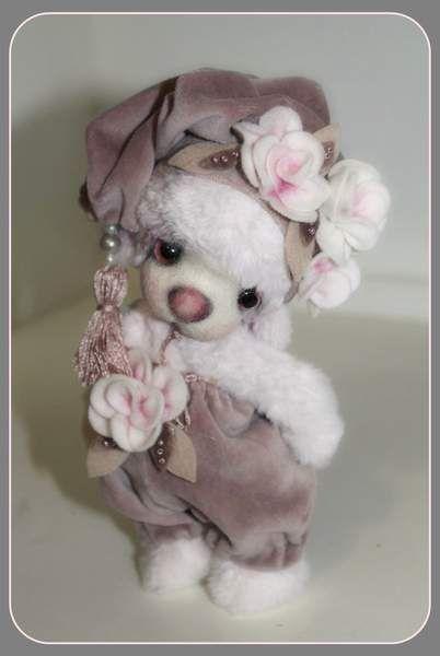 Gnome from the Rose Garden By Sadovskaya Tatiana - Bear Pile