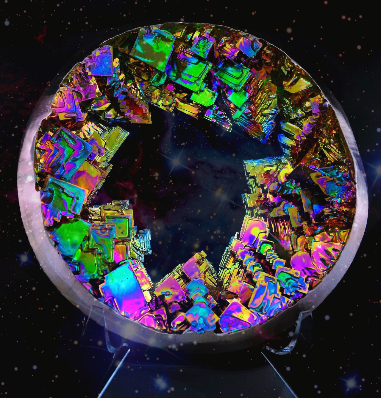 borax crystal diagram 7 rv blade wiring growing bismuth crystals diy