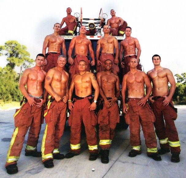 Hot Firefighters Hot Firefighters Hot Firemen Firefighter