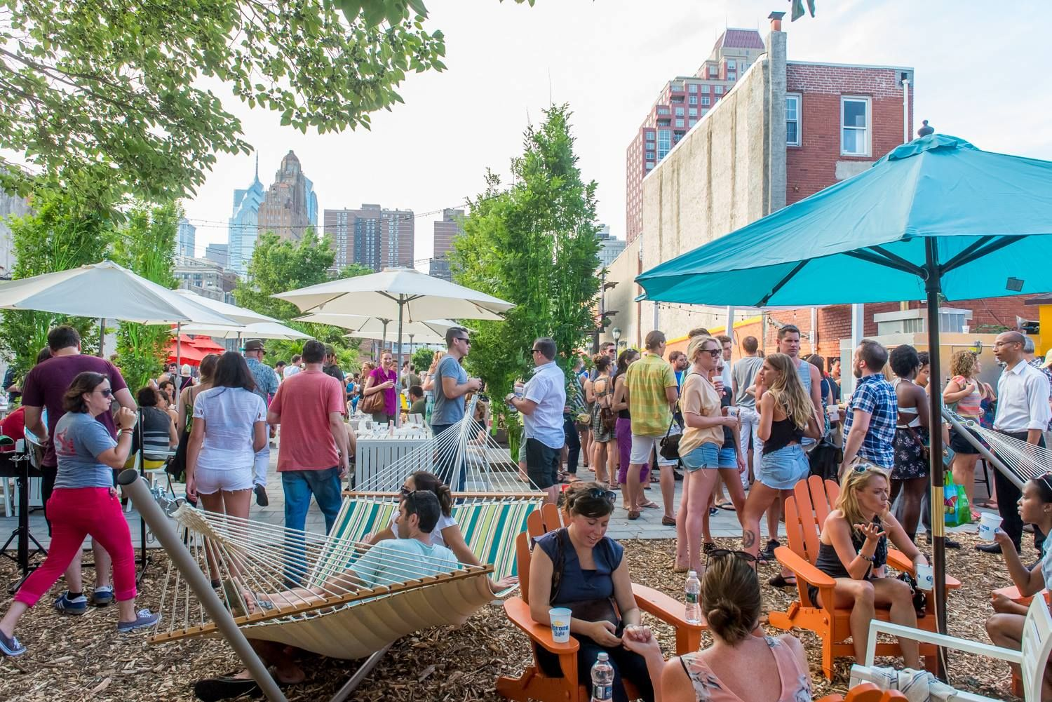 Pin on Urban Gardens & Temporary Park Projects