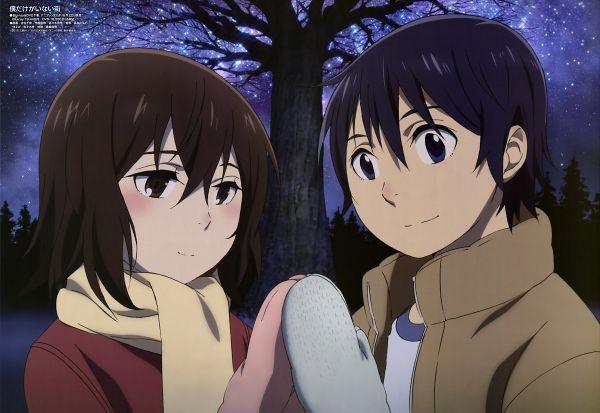 Boku Dake Ga Inai Machi 1991423 Anime Anime Images Manga Artist