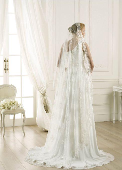 Accesorios elegantes y sofisticados de Pronovias para la novia del 2014