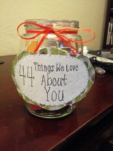 Birthday Gift On My Moms 44th