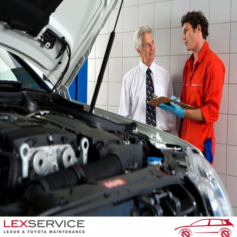 Our #luxuryauto Repair Shop Is ALL About Making Customer