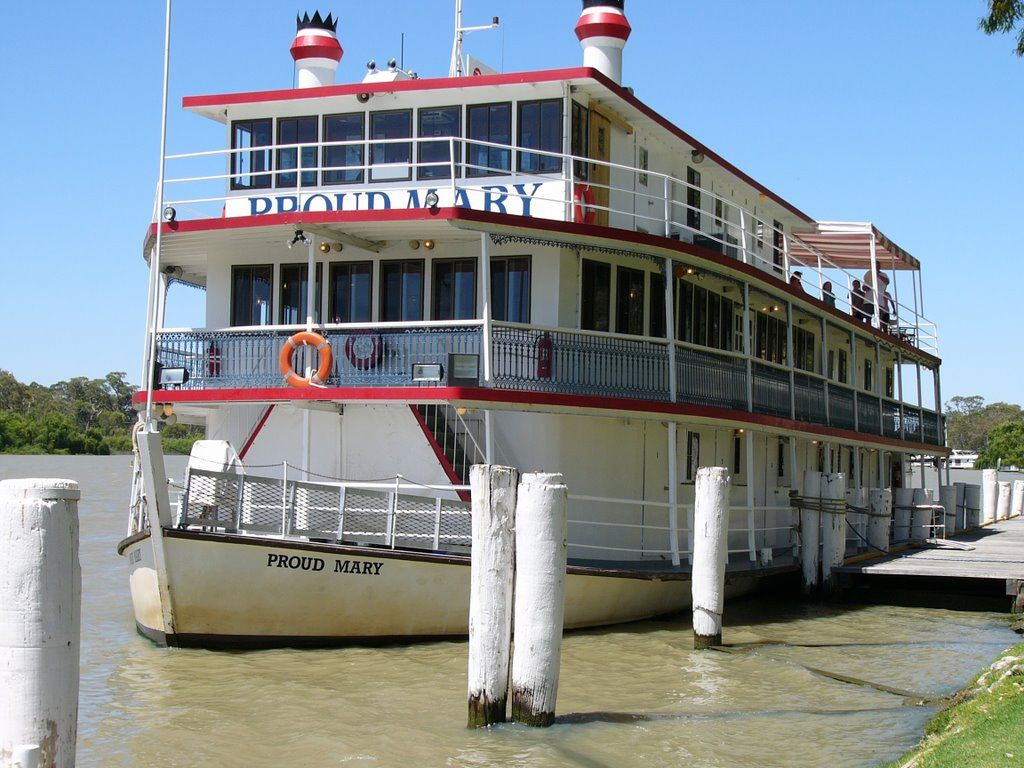 Panoramio Photo Of Proud Mary Paddleboat Mannum South Australia Adelaide South Australia Living In Adelaide