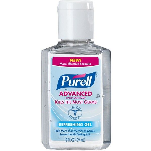 Purell Instant Hand Sanitizer 2 Oz 29 Mxn Liked On Polyvore