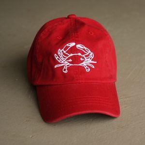 honey bee tees Kinda Crabby Children's Hat