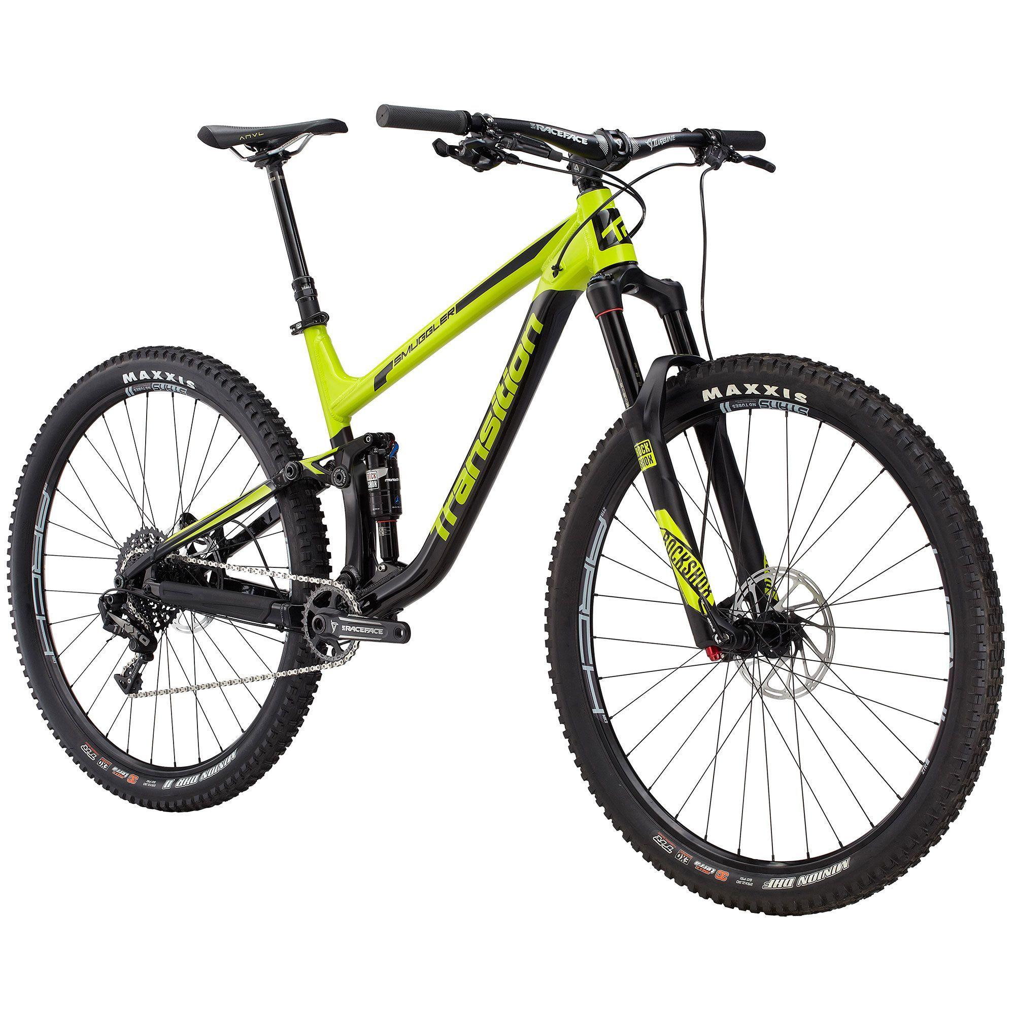Transition Smuggler 4 Full Suspension Mountain Bike 29 Inch