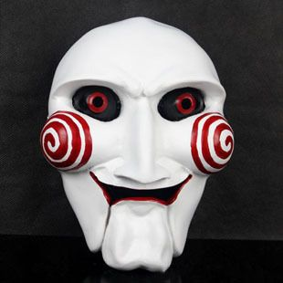 2015 high quality resin collection mask movie chainsaw massacre mask halloween mask home decor details can be found by clicking on the image - Good Halloween Font