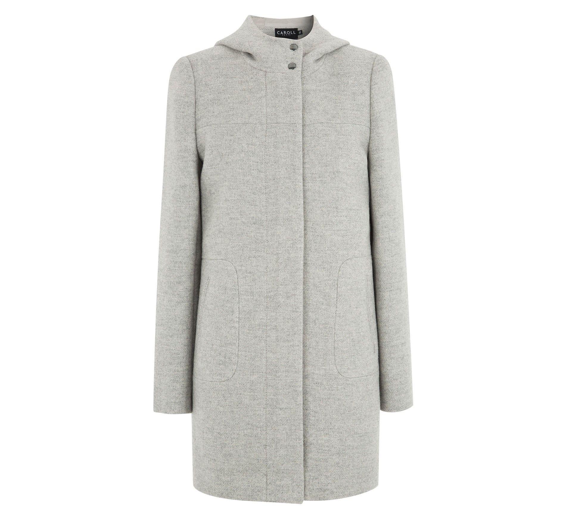 Manteau doudoune femme caroll