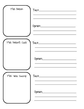 Printables Miss Nelson Is Missing Worksheets 1000 images about miss nelson is missing character analysis on pinterest activities comprehension and marshalls