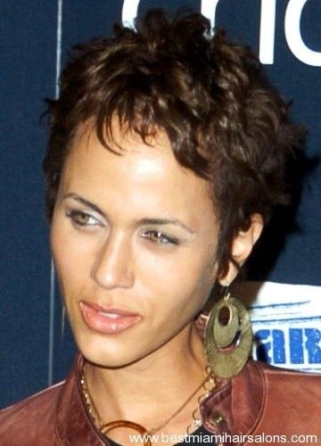 Short Cropped Hairstyles For Mixed Race Hair Google Search