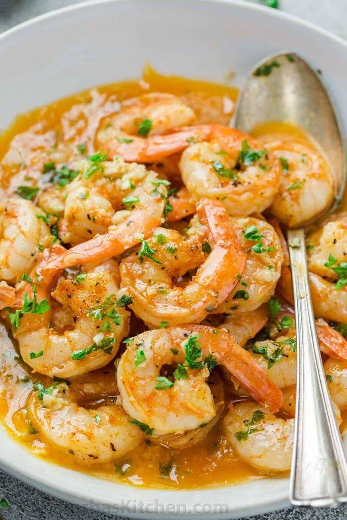 Shrimp Scampi Recipe | Yummly