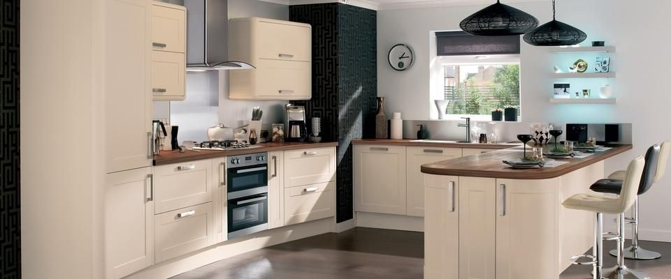 Burford Cream Shaker Style Doors Klc Project 1 Sourcing Pinterest Shaker