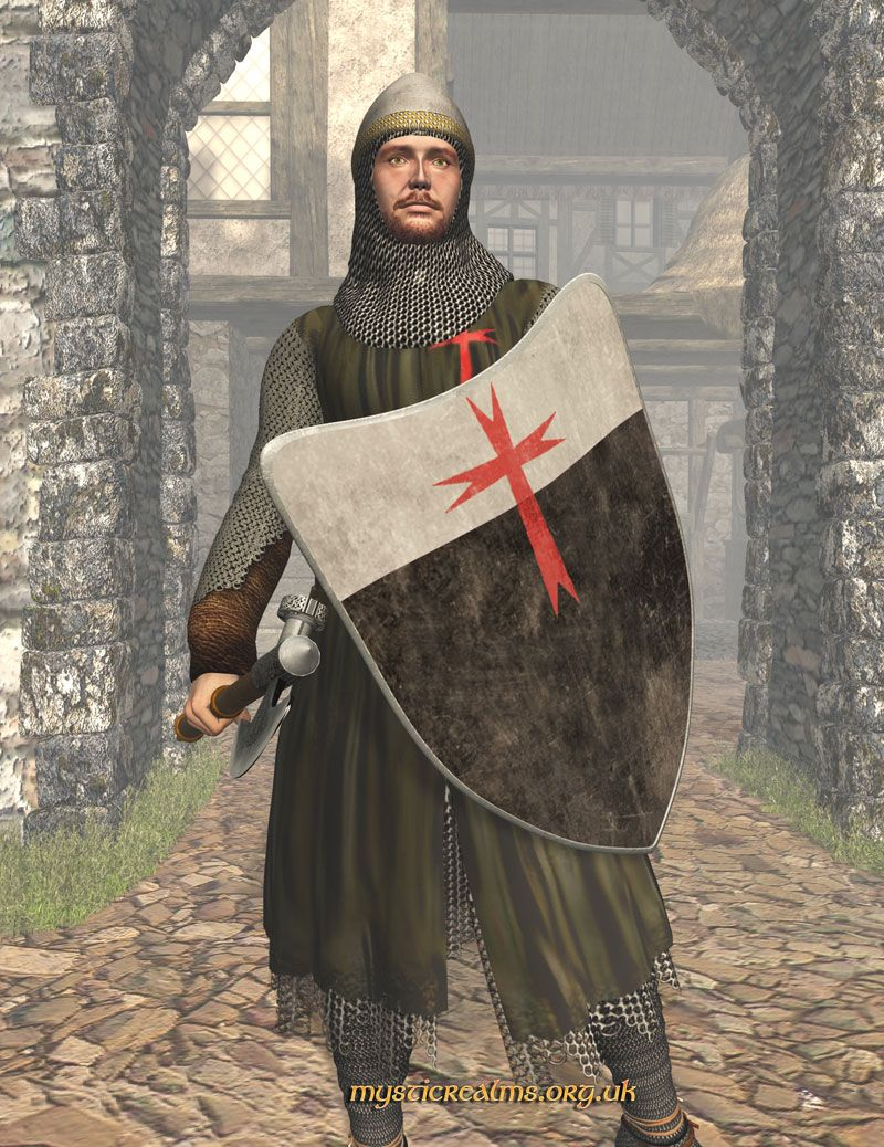 Need Help on research paper about Knights Templar.?