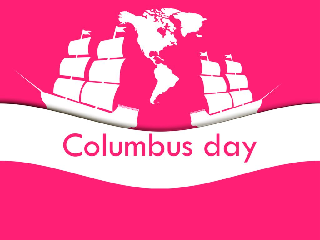 Best Columbus Day Clipart