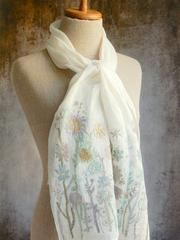 South Linen Scarf