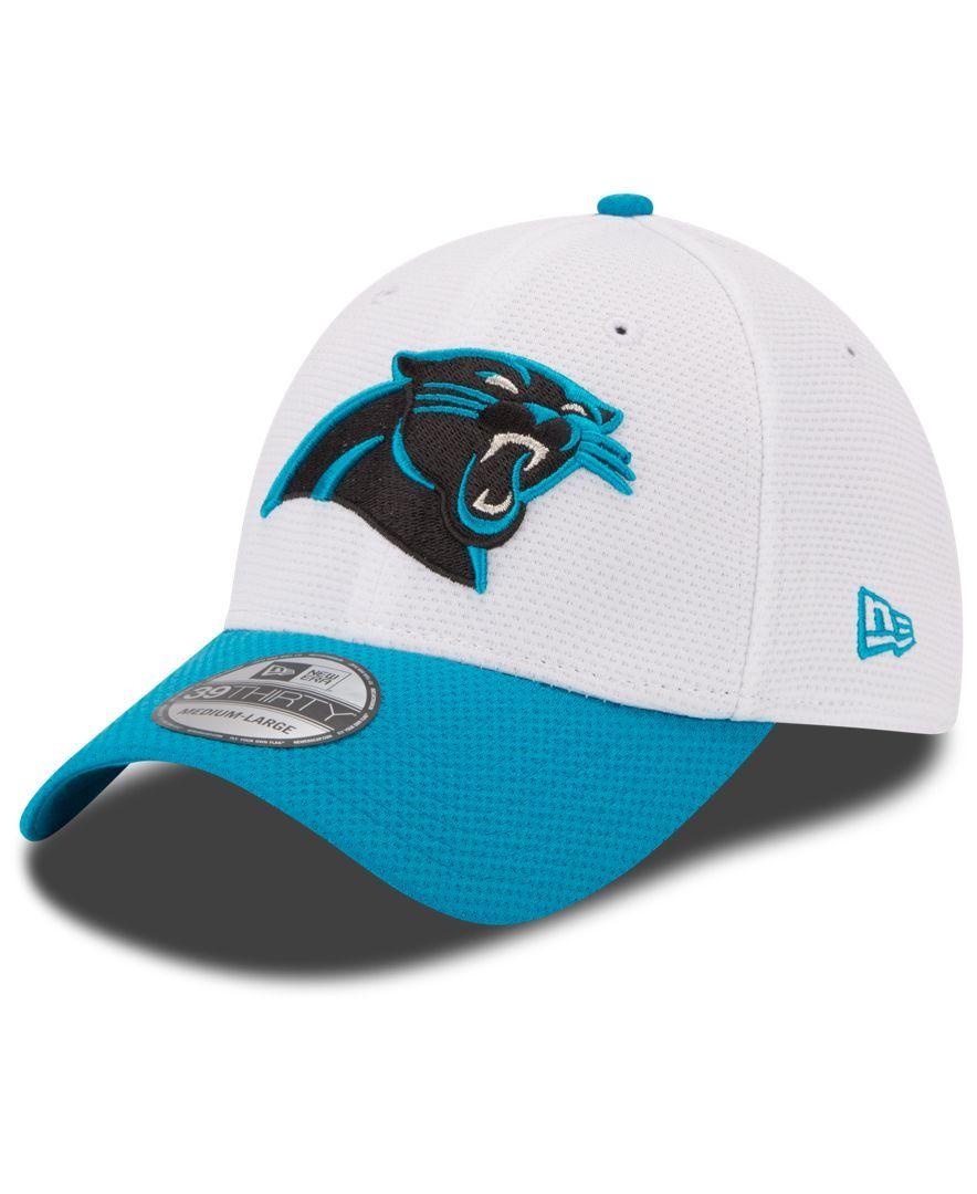 New Era Carolina Panthers Nfl 2015 Training 39THIRTY Cap