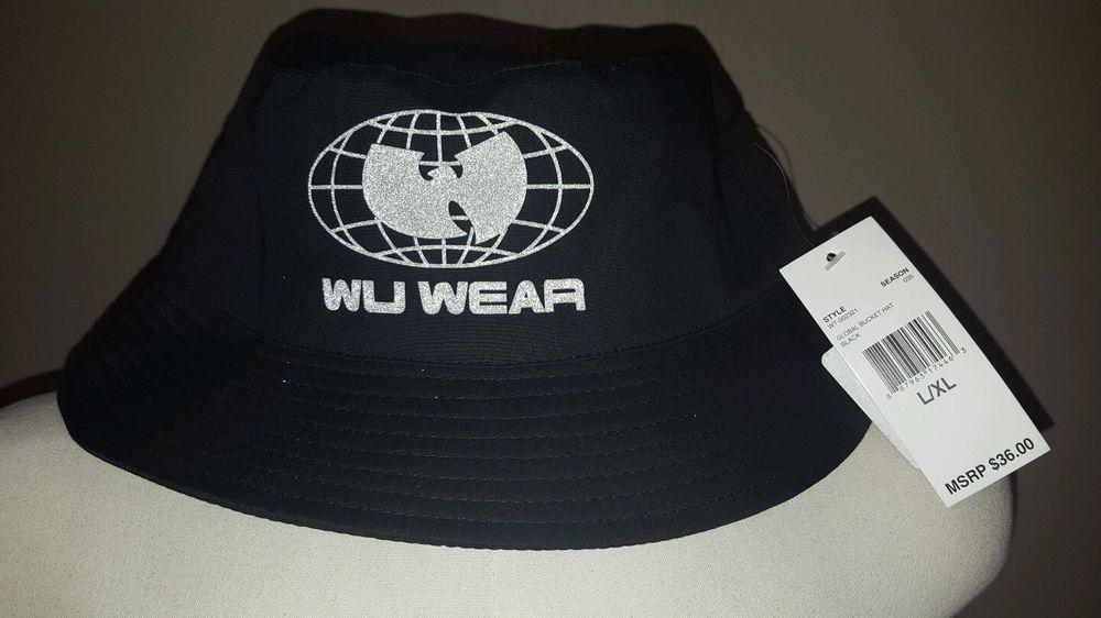 00ddf7eaae9d Wu Wear Bucket Hat WU TANG FOREVER 3M Logo L/XL 1990s Hip Hop Ghostface  Raekwon #WuWear #BucketHat #wutang #wutangclan #wu #90s #1990s #nyc #hiphop  ...