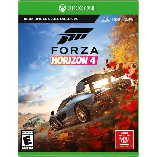 Forza Horizon 4 Standard Edition Xbox One Xbox Series X In 2021 Forza Horizon Xbox One Games Forza Horizon 4