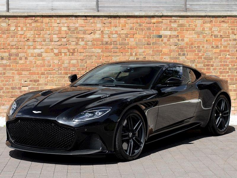 Aston Martin DBS Superleggera Aston martin dbs, Aston