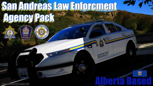 Hey, this pack includes: Sheriff Highway Patrol Los Santos