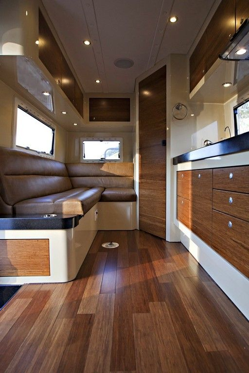 30 Awesome Luxurious Airstream Interior Ideas Airstream Interior Luxury Caravans Rv Interior