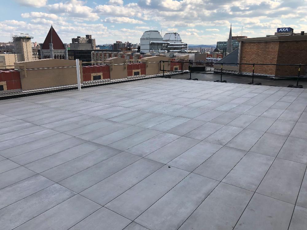 Terrace Pavers Rooftop Terrace Paving Terrace Pavers Rooftop Terrace Paving Pavers In 2020 Terrace Floor Rooftop Terrace Terrace