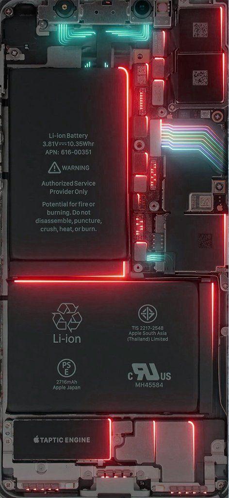 Wallpaper Inside Iphone X Hd In 2020 Iphone Wallpaper Inside
