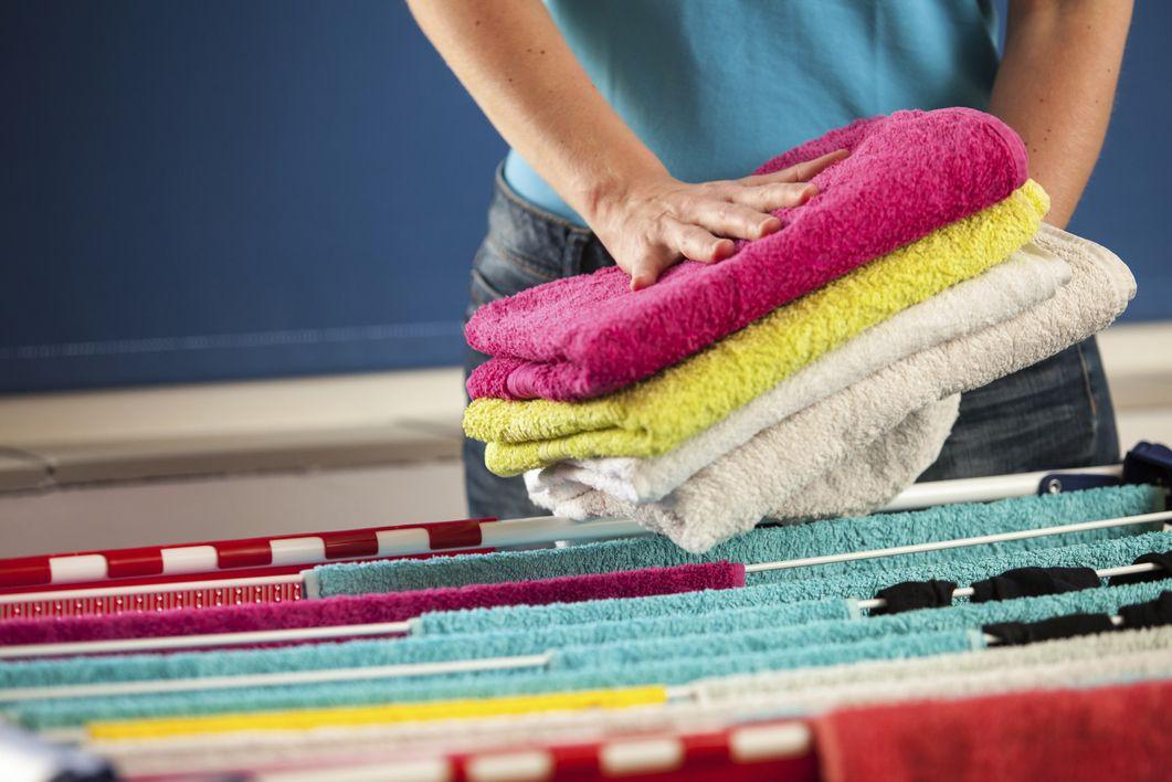 Cómo lavar toallas de la forma correcta
