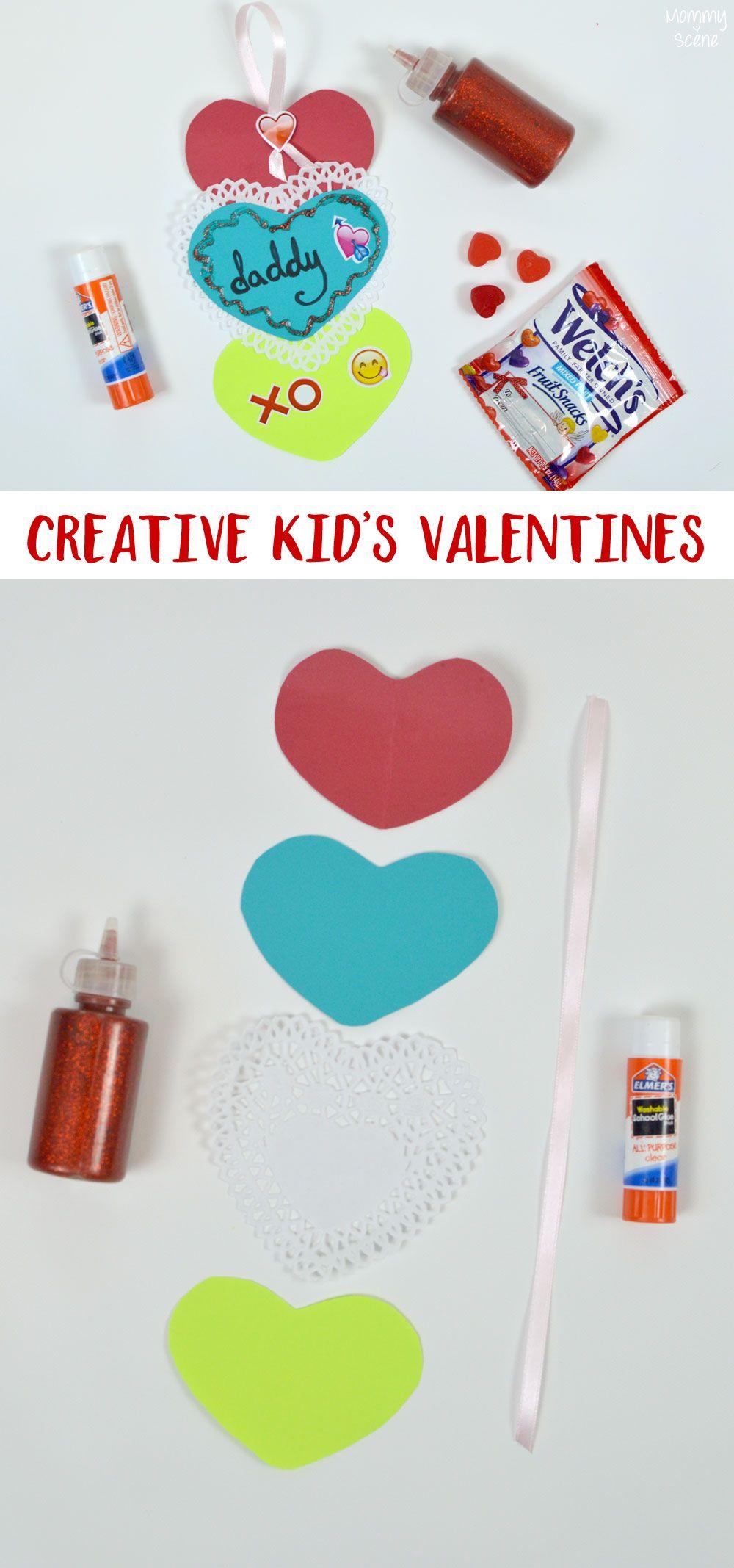 Creative Kid S Valentine Ideas The Pinterest Group Board