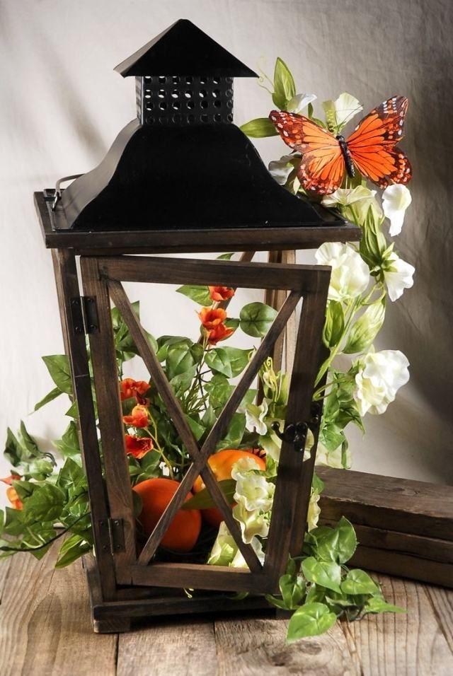 die besten 25 kerzenlaterne ideen auf pinterest nat rliche lichtlampe gartenlampen und. Black Bedroom Furniture Sets. Home Design Ideas