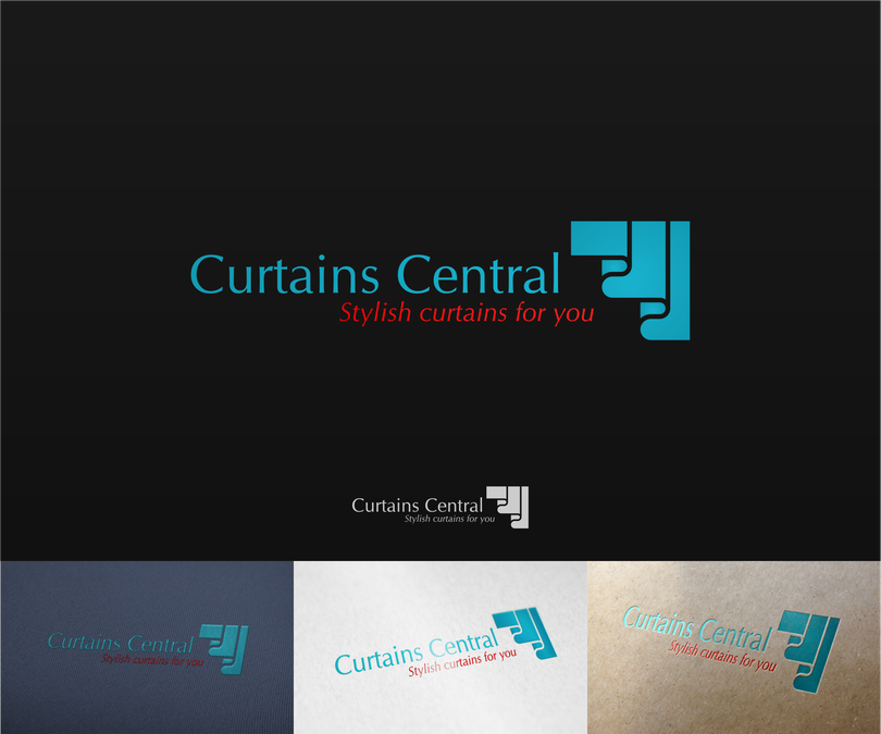 Create A Nice Logo For New Curtain Business By Dhery