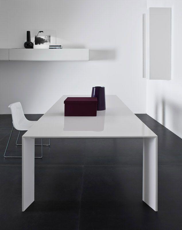 Tavolo Magno di Pianca Materiali Laccato design