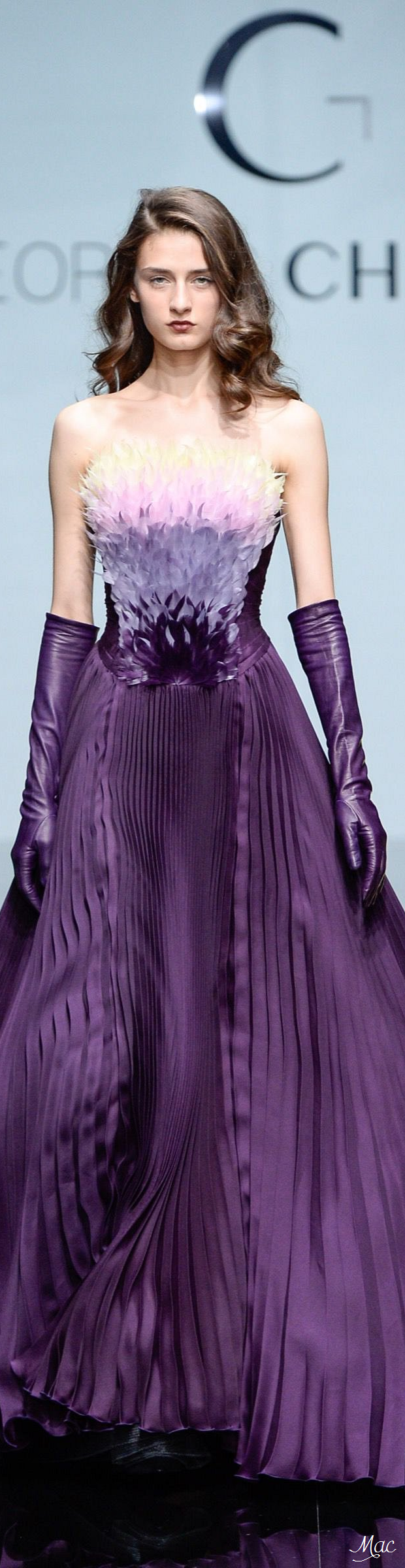 Fall 2016 Haute Couture - Georges Chakra