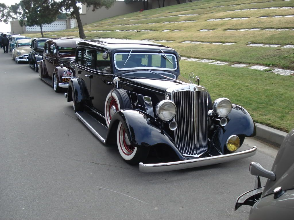 1930s Gangster Cars Car club: pachuco car club