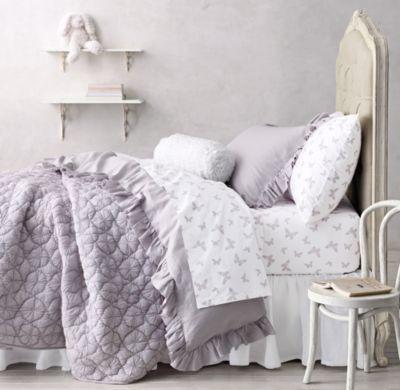 Erfly Bedding, Simply Shabby Chic Bedding Rn17730