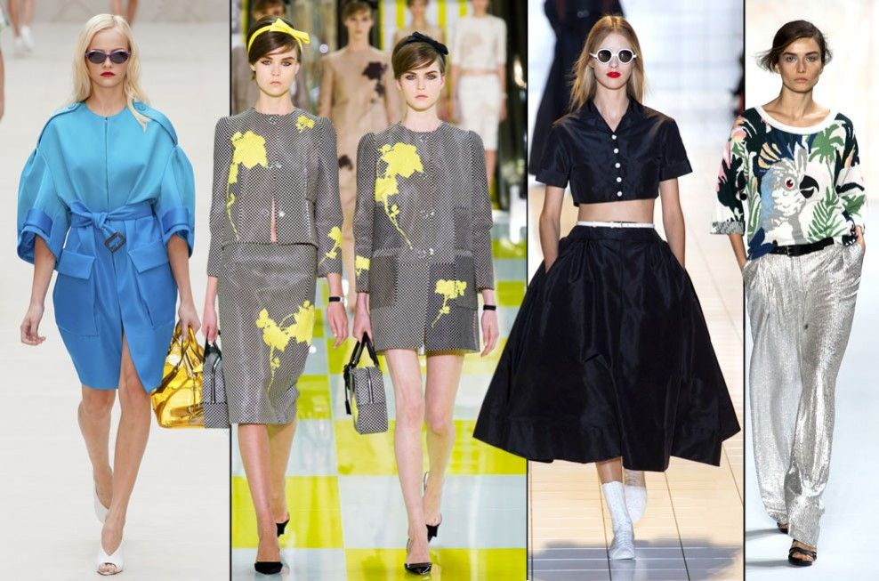 8288547bbd4 Spring Summer 2013 fashion trends
