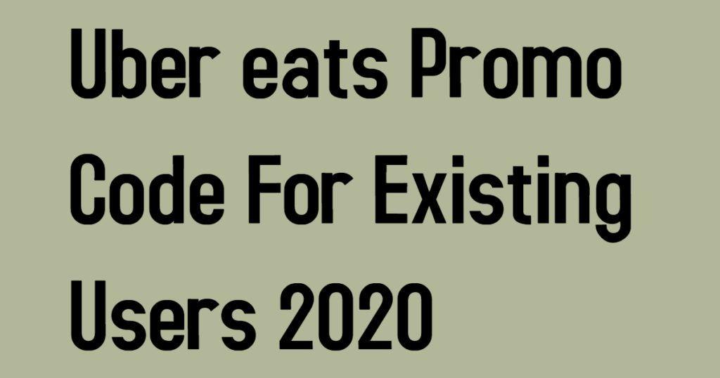 Ubereats Promo Code Reddit 2020 In 2020 Promo Codes Coding Eat