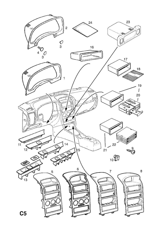 Diagram Audi A4 B5 Factory Service Repair Manual