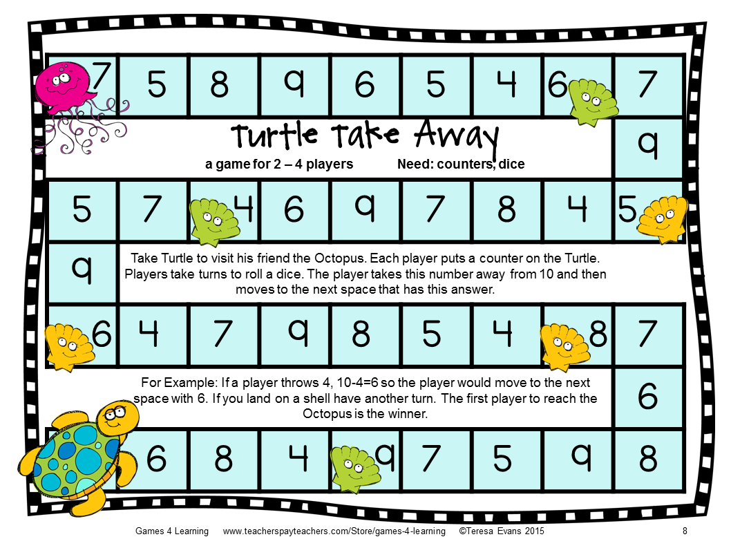 Addition and Subtraction Facts - helpingwithmath.com