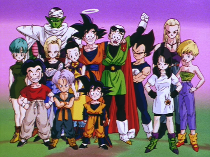 Dragon Ball Perfect Shots On Twitter Dragon Ball Z Dragon Ball Image Dragon Ball