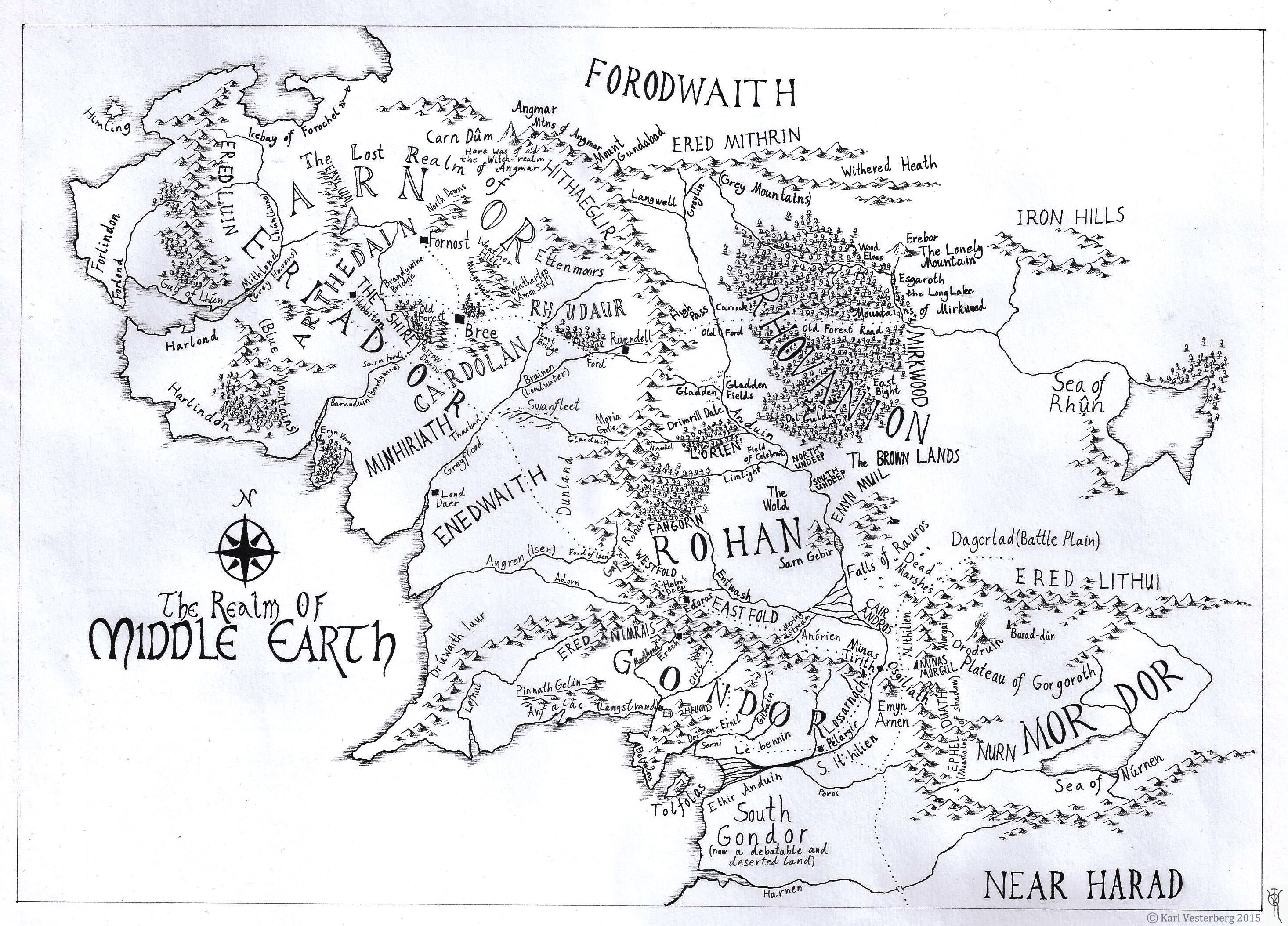 Middle Earth 2014 2932x2108