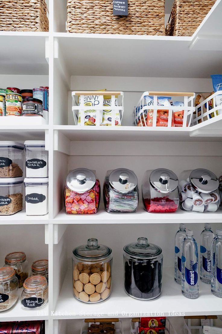 amazing and easy storage ideas for your kitchen home