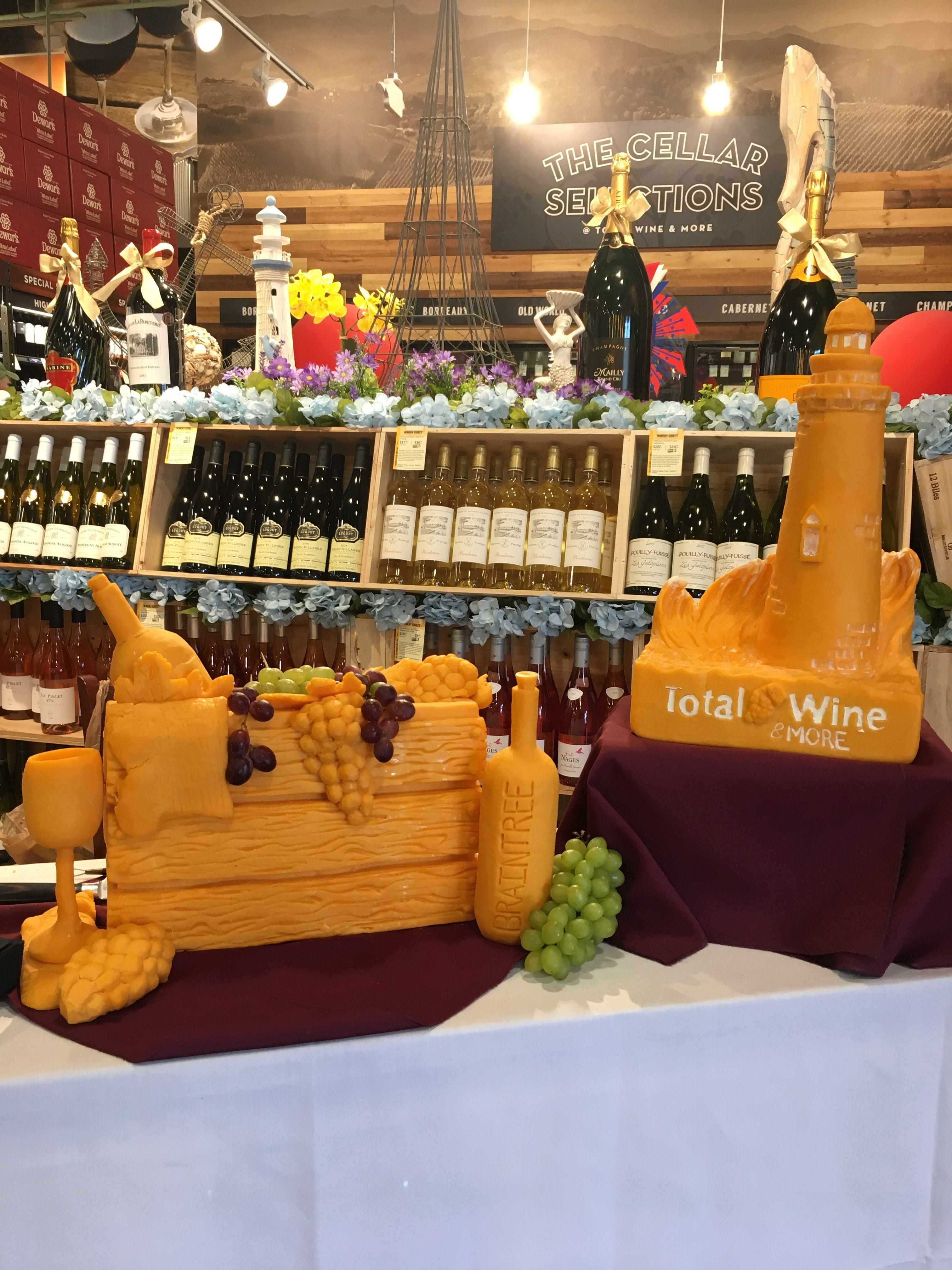 Cheese sculpturefood art entertainment food art